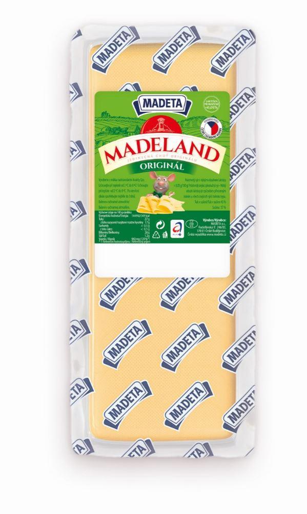 Maasdammer Art Käse 45% Brot ca3kg