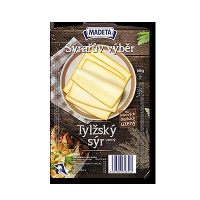 Tilsiter Geräuchter Käse Scheiben 45% 100 g