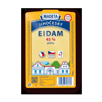 Edamer Käse 45% Scheiben 100g