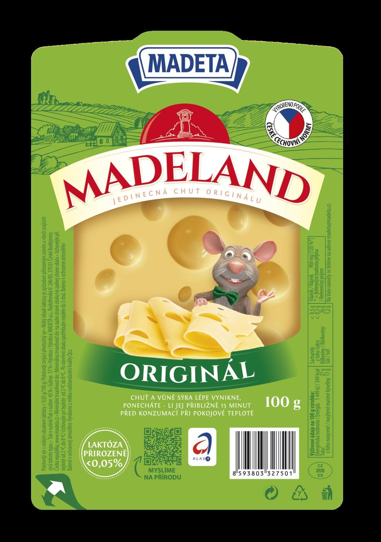 Maasdammer Art Käse 45% Scheiben 100g