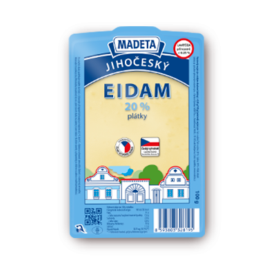 Edamer Käse 20% Scheiben 100 g