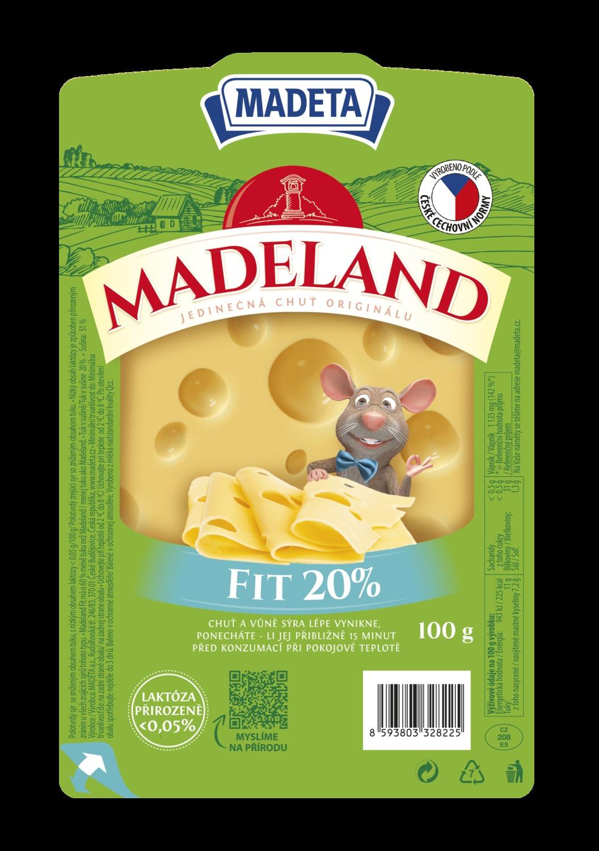 Maasdammer Art Käse 20% Scheiben 100g