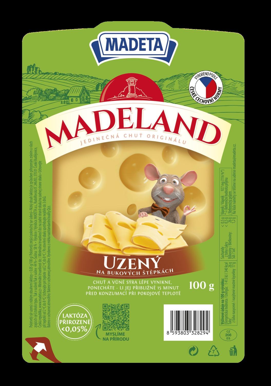 Maasdammer Geräuchter Käse 44% Scheiben 100g