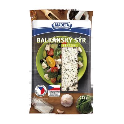 Balkankäse Weiβkäse Tzatziky 43% 115g